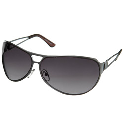 Silver Split Arm Sunglasses