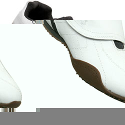 White Cobra Single Velcro Sports Shoe