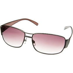 Wide Temple Sunglasses