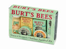 Burt`s Bees - Natural remedy outdoor survival kit