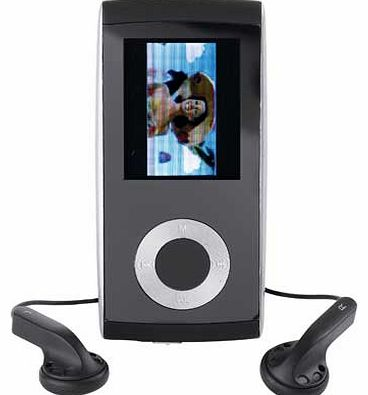 4GB MP3 Player with Video