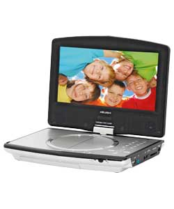 9 Inch Portable Widescreen DVD Player