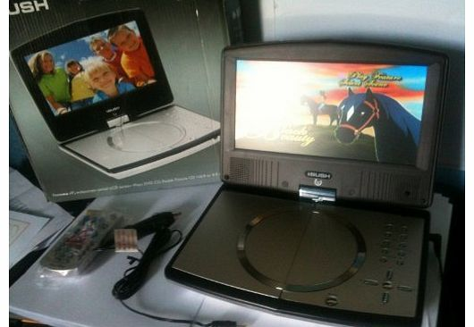 9 inch Widescreen Portable DVD Player