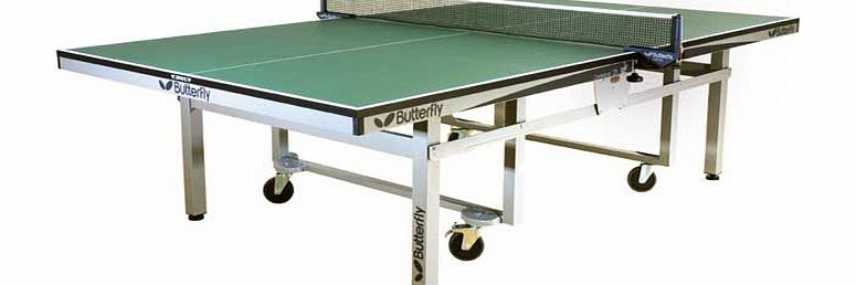 Centrefold Indoor Table Tennis Table -