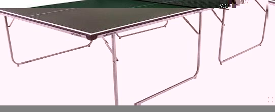 Compact Indoor Table Tennis Table -