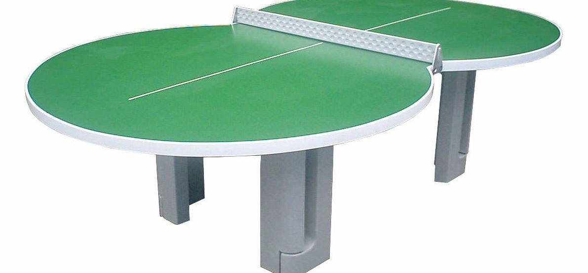 F8 polymer Concrete Table Tennis Table