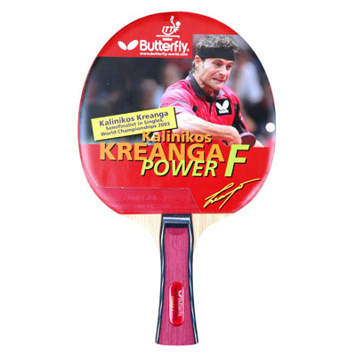 Kreeanga Power Table Tennis Bat