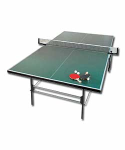 Outdoor Deluxe Table Tennis Table