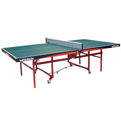 Space Saver Rollaway 25 Indoor Table Tennis Table