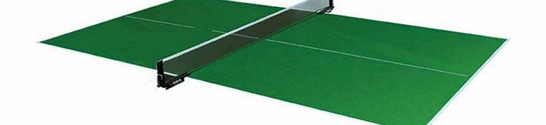 Table Tennis Table Top - Green