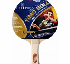 Timo Boll Hobby Table Tennis Bat