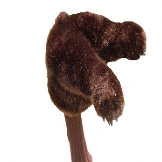 BUTTHEAD BEAR BUTT GOLF HEADCOVER
