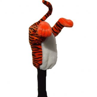 BUTTHEAD BENGAL BUTT TIGER GOLF HEAD COVER