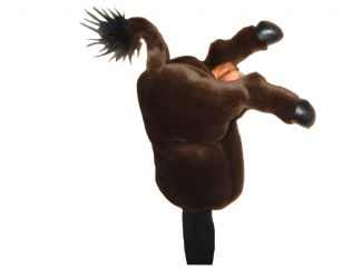BUTTHEAD BULL SHOT GOLF HEAD COVER