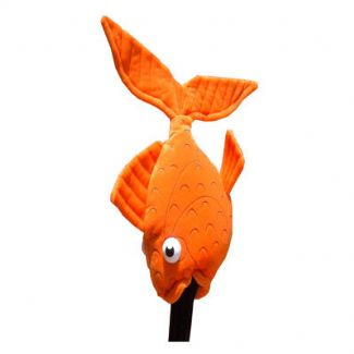 BUTTHEAD KOI BOY GOLDFISH GOLF HEAD COVER