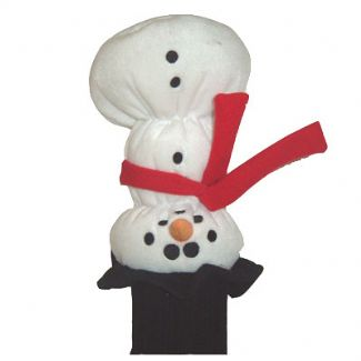 BUTTHEAD SNOW BALLS GOLF HEAD COVER