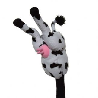 BUTTHEAD UDDERLY RIDICULOUS COW GOLF HEAD COVER