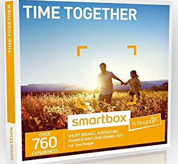 Buyagift Time Together Experience Gift Box - 760 ideal gifts for couples to create special moments together