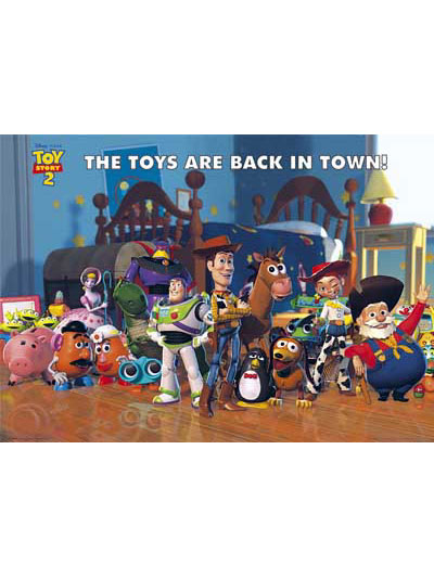 Poster Toy Story 2 Maxi FP0741
