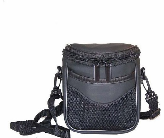 Light-weight & Waterproof Balck Camcorder Case forWaterproof & Light Weight Black Camera Case for Olympus Stylus 1,SH-1,XZ-2,Pen E-P5,E-PL6,E-PL5,E-PM2,E-M5,E-M10,OM-D,SZ14,SZ15, SONY a5000 a5