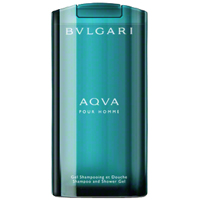 Aqva for Men 200ml Shampoo and Shower Gel