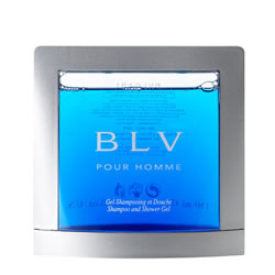 BLV Pour Homme Shampoo and Shower Gel by Bvlgari