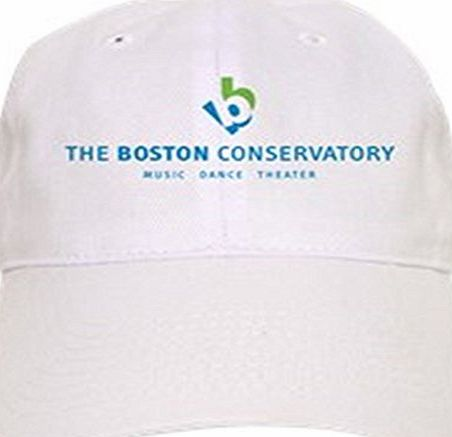 CafePress - Boston Conservatory - Baseball Cap with Adjustable Closure, Unique Printed Baseball Hat