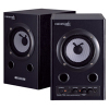 MA-7ABK Stereo Micro Monitors With Bass