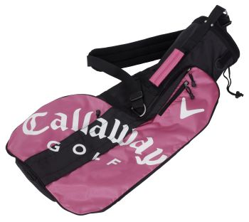 STRIKE PENCIL CARRY GOLF BAG Black/Pink