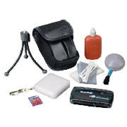 Camlink Digital Camera Starter Kit with 1GB SD