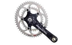 Record Carbon 10 Speed Chainset