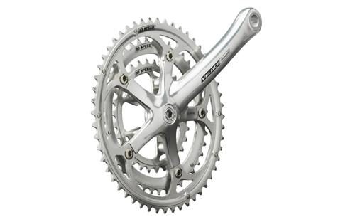 Veloce Triple Chainset 10 Speed