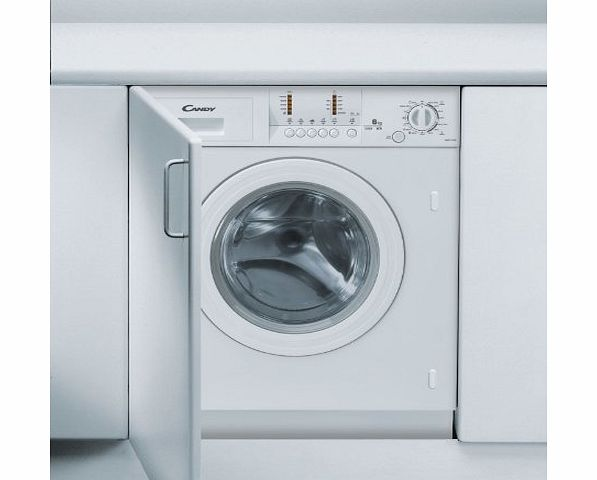 Candy CWB 1206-80 Integrated Washing Machine 6 4 Kg, 1200 Spin
