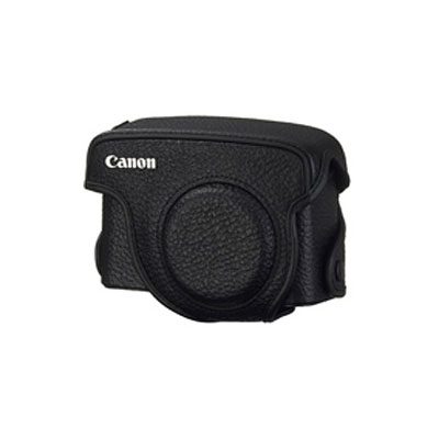 Canon Black Leather Case for PowerShot G9 SC-DC55A