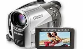 DC50 Digital DVD Camcorder (5.39 MP, 10x Optical Zoom, 2.7`` Widescreen Colour LCD)