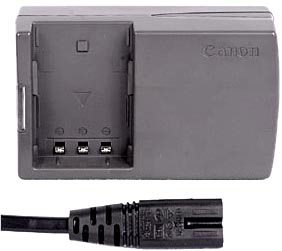 canon Digital Camcorder Battery Charger - CB-2LWE
