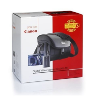 Canon DV Starter Kit (DVK-203) Case Cannon Tape