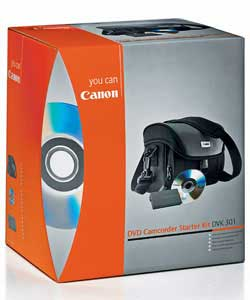 canon DVD camcorder Kit