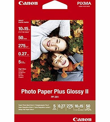 canon Glossy Photo Paper 50 Sheet