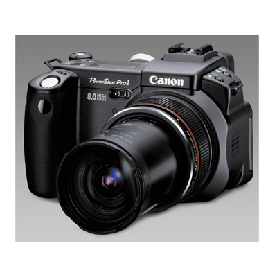 canon powershot pro 1 digital camera review, compare