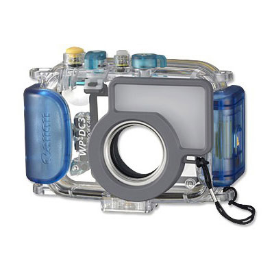 canon WP-DC3 Waterproof Case for Digital IXUS 65