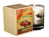 Canova Candles for Men - a natural candle that reflects