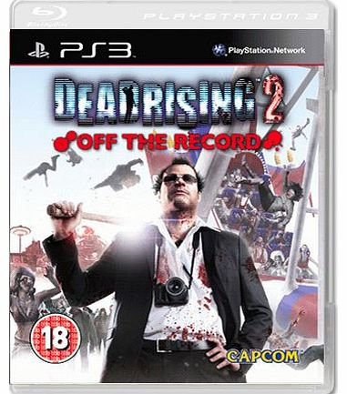 Dead Rising 2 - Off The Record on PS3