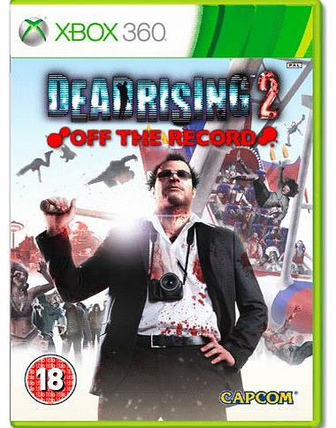 Dead Rising 2 - Off The Record on Xbox 360