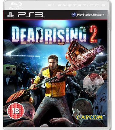 Dead Rising 2 on PS3