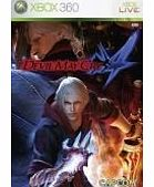 Devil May Cry 4 on Xbox 360