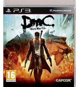 DmC Devil May Cry on PS3