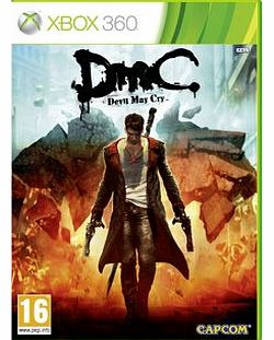 DmC Devil May Cry on Xbox 360