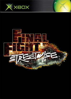 Final Fight Streetwise Xbox