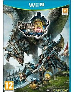 Monster Hunter 3 Ultimate on Nintendo Wii U